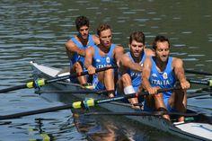 Olimpiadi Rio 2016: Canottaggio Italia, che spettacolo! Non c'è due senza quattro, ed arriva il tris azzurro