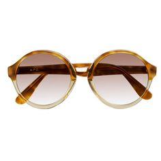 écail clair A.P.C retrosuperfuture lunettes de soleil solaire printemps 2013