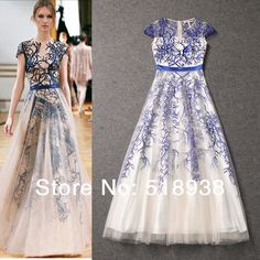 Cheap Dresses on Sale at Bargain Price, Buy Quality dresses 80s, dress women, dress process from China dresses 80s Suppliers at Aliexpress.com:1,Sleeve Style:Petal Sleeve 2,color:blue,red 3,Material:Polyester,Spandex 4,Dresses Length:Floor-Length 5,Sleeve Length:Short
