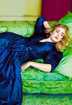 Adele for Vogue 2016. Just beautiful...
