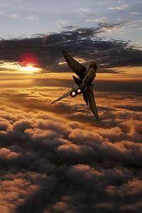 Lightning Sundown