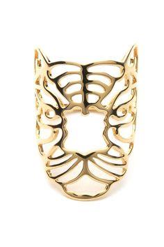 Nessa Tiger Ring