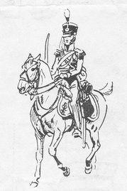 19th Regiment of Light Dragoons- 1814