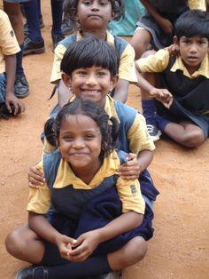 Christel House India Students