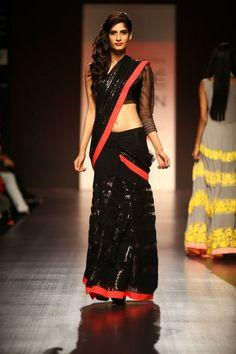 Manish Malhotra - Lakme Fashion Week SR 2013