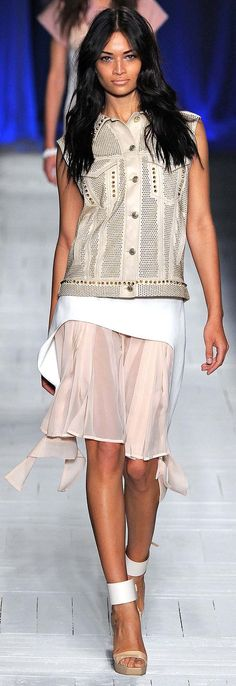 Just Cavalli Primavera Verano 2013 Ready to Wear Collection