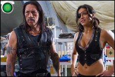 Machete Kills review: justice is bloody (hilarious). New on DVD/VOD in the UK this week. Also available in the US and Canada.