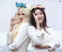LOONA JINSOUL & CHOERRY