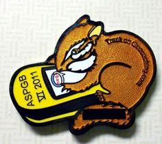 2011-ASP-GeoBash-VI-Event-Geocoin-ASPGB-Allegany-State-Park-Trackable-Icon