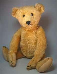 vintage steiff bear