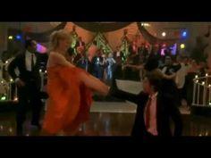 """▶ """"Dirty Dancing: Havana Nights"""" - Mya: Do you only wanna dance? - YouTube-Latin dance competition scene. 2004. Diego Luna and Romola Garai."""