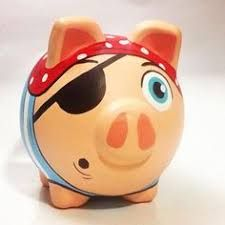 Resultado de imagen para CAPITAN AMERICA de ceramica Boss Light Year, Fun Crafts For Kids, Arts And Crafts, Art Crafts, Pig Bank, Personalized Piggy Bank, Paper Mache Crafts, Money Bank, Cute Pigs