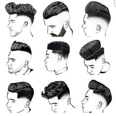 #hairstyle great Man hair styles