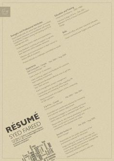 8.clean minimal resume designs