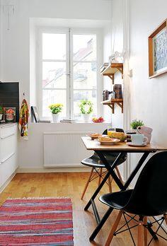 Interior Design Ideas of Gothenburg Apartment