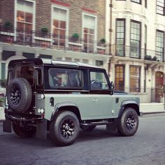 Land Rover Defender 90 Td4 Sw Se Twisted performed to Adventure Sport. Urban…