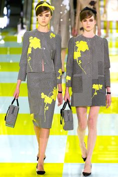 Spring 2013 Louis Vuitton Collection