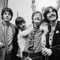 10 Things You Didn't Know About the Beatles' Music. Rolling Stone: http://www.rollingstone.com/music/pictures/10-things-you-didnt-know-about-the-beatles-music-20120612