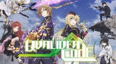 Aniplex Japan Reveals Fifth 'Qualidea Code' Anime DVD/BD Release Artwork