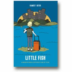 "Le rose et le noir: ""Little fish"""
