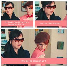 Charlotte as Caroline and Jane as Darcy -- Lizzie Bennet Diaries = AWESOME. I am so hooked on this show! One of the most hillarious scenes xD Nerd Love, My Love, Pride And Prejudice, My Favorite Part, Jane Austen, Movie Tv, Fangirl, At Least, Tv Shows