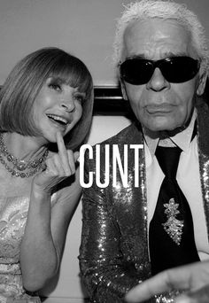 It's that time again..! #cunt