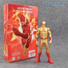 """DC Comics Superhero The Flash Superman POP PVC Action Figure  Justice League Collectible Model Christmas Gifts Toy 7""""18CM CSSEC1"""