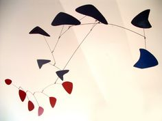Calder's Mobiles, On the Small Scale