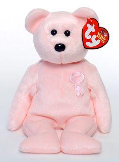 Cure - Bear - Ty Beanie Babies