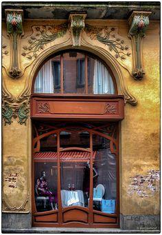 Toulouse, France. Dans les rues de Toulouse.