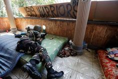 Snipers, bombs, mortars - Philippine troops battle against Islamists