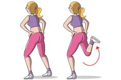 camminata attiva in casa: leg curl Yoga Gym, Yoga Fitness, Health Fitness, Leslie Sansone, Leg Curl, Pilates Workout, Pilates Yoga, Keep Fit, Personal Trainer