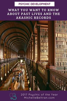 """""""Who was I in a past life?"""" you ask. Great question! You and so many others want to know. Read on and learn exactly how to know if you've lived a past life and how to access that lifetime. Michelle then teaches you about the Akashic Records - where past lives are stored. You'll learn how you can connect to the Akashic Records and receive guidance to support you in this lifetime. #psychic #psychicdevelopment #intuition #pastlives #akashicrecords #psychicabilities #thirdeye #clairvoyance Spiritual Guidance, Spiritual Awakening, Psychic Abilities Test, Creepy Pictures, Akashic Records, Spirit Science, Psychic Development, Psychic Mediums, Past Life"""