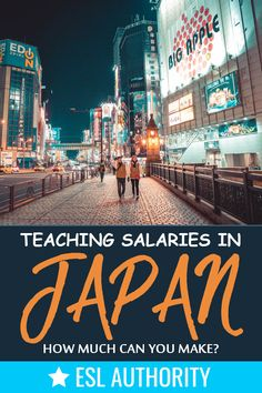 Japan is great to teach in for a lot of reasons, but one of the biggest is that they pay their teachers really well - see how much each type of school pays. School Pay, Normal School, School Jobs, School Teacher, Public School, Teaching In Japan, Teaching Jobs, Teach English In Japan, Teaching English