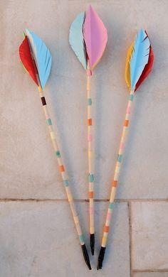 Lag B'Omer Arrows Craft For Kids (Or Mom......) | Creative Jewish Mom