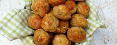 Szénhidrátcsökkentett túrós pogácsa - Szénhidrátcsökkentett Receptek Potatoes, Vegetables, Ethnic Recipes, Wellness, Food, Meal, Potato, Essen, Vegetable Recipes