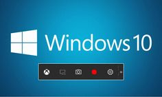 How to Record Screen in #Windows10 Using Any Third Party Software