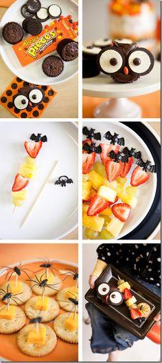 halloween-food-collage