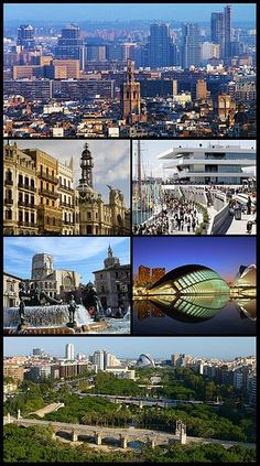 Valencia, Spain. Wish I could go back and live the summer I spent here all over again.