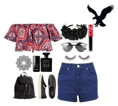 """""""The New Bohemian with American Eagle Outfitters: Contest Entry"""" by exhaledcoco ❤ liked on Polyvore"""