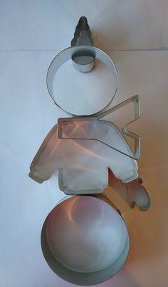 Hot Air Balloon #6 Cookie Cutter and Stamp Set 3d Imprimé Plastique