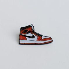 Jordan 1 enamel pin