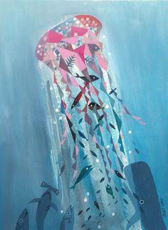 Deep Sea Scavenger Hunt by Joey Chou