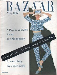 Harper's Bazaar September 1949 | September, Harpers bazaar and Bazaars