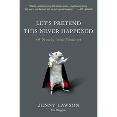 @thebloggess' book is out tomorrow! I can't wait to read it!  Support each other and buy her book!