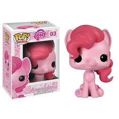 MLP Friendship Is Magic Pinkie Pie Pop Vinyl Figure My Little Pony | eBay