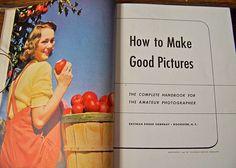Vintage Kodak Handbook for the Everyday Photographer 1943 How
