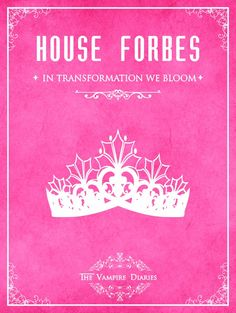 House Forbes - In Transformation we Bloom