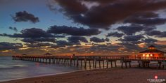 Thūncher Photography posted a photo:  ~ Florida Life: The Last Sunrise ~  It seemed only fitting to return to the Juno Beach Pier for the last sunrise of 2016, as it was here that I captured my very first sunrise in Florida - inspiring a cross-country move and the amazing adventures my family & I have experienced during the past year. Wherever you are on this vast and beautiful planet, I hope you've been as inspired as I have by the sunrises and sunsets in your life ... and everything in…