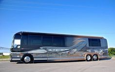 Prevost Coach, Prevost Bus, Luxury Bus, Rv For Sale, Motorhome, Recreational Vehicles, Outdoor Living, Fun Travel, Tours